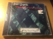 "The Big band Players ""Big Band Wedding party Album"" cd SEALED"