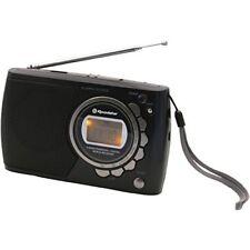 Roadstar - Radio Compact Tuner Analogique Affichage Numérique Piles