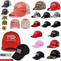 Make America Great Again Donald Trump 2020 Republican Embroidered President Hat