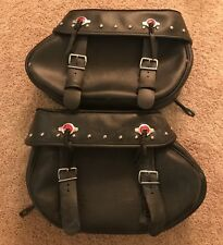Take-off 2016 Harley Davidson Right Left Saddlebags Heritage Softail Classic