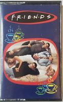 Rare Cassette  American Sitcom Television Series F.R.I.E.N.D.S.
