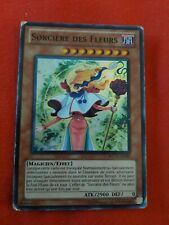 Witch of Flowers WC11-FR002 Holo Card Yu-Gi-Oh! Fr Rare
