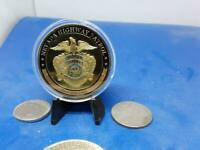 STATE OF NEVADA HIGHWAY PATROL TROOPERS CHALLENGE COIN