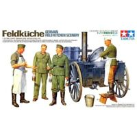 Tamiya 35247 German Field Kitchen Scenery 1/35