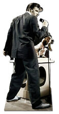 SC-233 Elvis Hound Dog Höhe 180cm Pappaufsteller Kinoaufsteller Figur Aufsteller