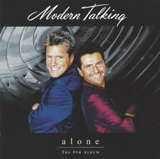 Modern Talking - Alone - The 8th Album - CD Album, Club Edition, DE, 1999 Hansa