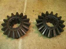 1923 Fordson Model F Tractor Differential Axle Bevel Gears