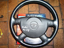 Daewoo Chevrolet  Kalos b.j. 02-10   Lenkradairbag  Airbag  Lenkrad
