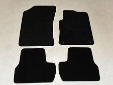 VW UP 2012-on Fully Tailored Deluxe Car Mats in Black