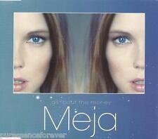 MEJA - All 'Bout The Money (UK 3 Tk CD Single Pt 2/No Poster)