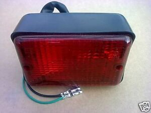 PRC7254 Land Rover Defender 90 110 rear Fog lamp light