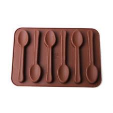 60 Formas Moldes Decoración Pastel de Silicona Molde para dulces Galletas de Chocolate