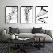 Abstract Black and White Canvas Printing, Wall Art Pictures for Living Room Home