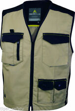 Men's Zip Cotton Gilets Bodywarmers Coats & Jackets