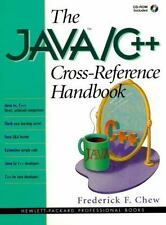 The JavaC++ Cross Reference Handbook with CDROM (Hewlett-Packard Professional Bo