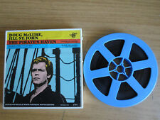 Super 8mm sound 1X200 THE PIRATES HAVEN. Doug McLure adventure classic.