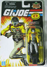 New listing Hasbro G.I. Joe Wave 13 Python Patrol Crimson Guard Action Figure 25th Moc nip