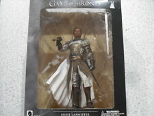 GAME OF THRONES JAMIE LANNISTER FIGURE HBO WITH BASE