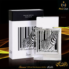 RUMZ AL RASASI 9325 ZEBRA WOMEN 50ML RASASI Official Ebay STORE UK 100% ORIGINAL