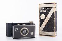 Kodak Jiffy Six 16 Series II Folding Bellows Camera Original Box NEAR MINT V11