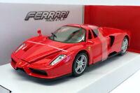 Burago 1/24 Scale Model Car 18-26006 - Ferrari Enzo Ferrari - Red