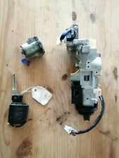 NISSAN X TRAIL T31 2007-2013 AUTOMATIC IGNITION LOCK + KEY + DRIVERS DOOR LOCK