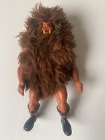 Vintage He-Man Masters of the Universe GRIZZLOR figure Mattel 1985 MOTU