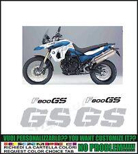 kit adesivi stickers compatibili f800 gs america