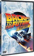 BACK TO THE FUTURE TRILOGY - - NEW / SEALED DVD - UK STOCK