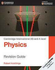 Cambridge International AS and A Level Physics Revision Guide by Robert Hutchings (Paperback, 2012)