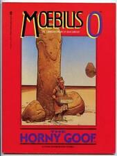 Moebius #0 The Horny Goof 1st Printing Epic Dark Horse Comics Jean Giraud