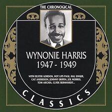 The Chronological Wynonie Harris (1947-1949) (CD, Oct-2000, Classics)