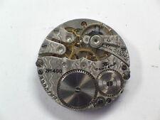 Antique Hampden 3/0 Grade 400 7- Jewel Pocket Watch Movement   M-282