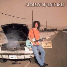JIMMY MCINTOSH - NEW ORLEANS TO LONDON * NEW CD