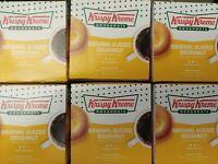 Krispy Kreme Original Glazed Doughnut 72 K Cups Best By 1/2021