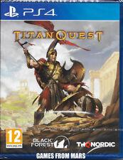 TITAN QUEST - PS4 - NUOVO ITALIANO