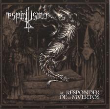 Espiritismo - Al Responder de los Muertos (Arg), CD