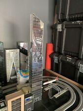 N / HO Scale City Skyscraper 3ft Tall