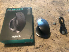 USED Logitech - MX Master 2S Wireless Laser Mouse WITH BOX + ACCESSORIES