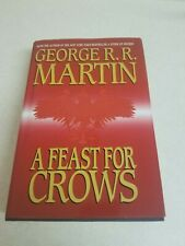 A Feast for Crows - George R. R. Martin - A Game of Thrones 2005