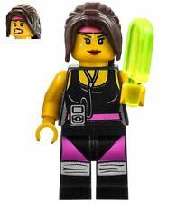 The Lego Movie Minifigura Cardio Carrie Set 70804 - Nuevo, 100% Original