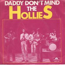 7inch THE HOLLIES daddy don't mind HOLLAND 1976 EX (S0304)