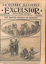 Camp Cossacks Imperial Russian Army Cosaques Austria Feldgrau Prisoners WWI 1915