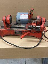 Trucut Armature Lathe Model B10 With Dayton Motor