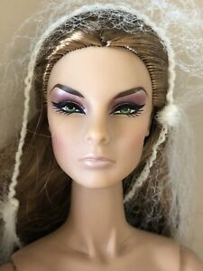"""Integrity NU. Face 12.5"""" Majesty Giselle Diefendorf Nude Doll Xtra Hands"""