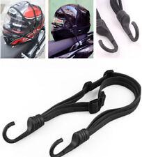 Strength Motorcycle Helmet Net Luggage Cart Rope Elastic Strap Tying for Motor