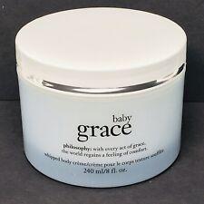 Philosophy BABY Grace Whipped Body Creme 8oz NWOB