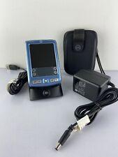 Palm Zire 71 Pda Lot Handheld Pilot Digital Organizer w/Case Dead Battery As~Is