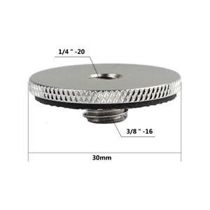 """CAMVATE 1/4"""" female to 3/8"""" male Adapter Screw fr DSLR Tripod Camera QR Plate"""