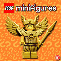 LEGO Minifigures #71011 - S15 - Flying Warrior / Hawkman - NEW / Sealed